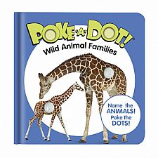 Poke-a-Dot Wild Animal Families