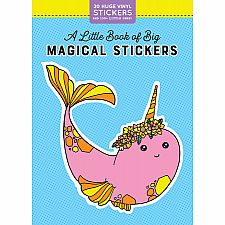 Little Book Of Big Magical Stickers
