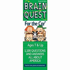 Brain Quest For the Car (4th edition)