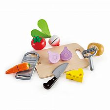Cooking Essentials Play Food