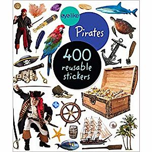 Eyelike Stickers: Pirates