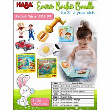 Haba Easter Basket Bundle 3-5